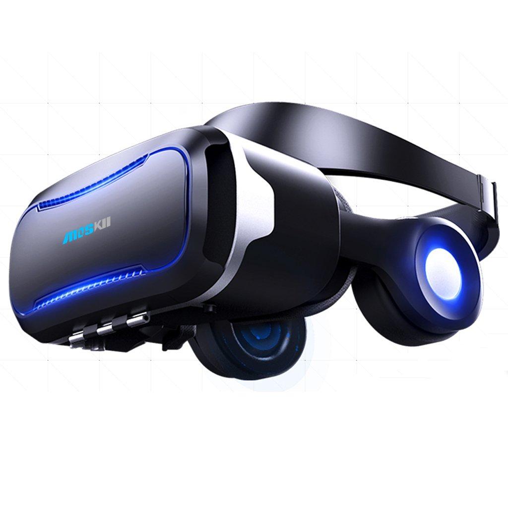Vr Verres virtuels Une machine Lunettes 3D Casque audio-visuel Expérience immersive
