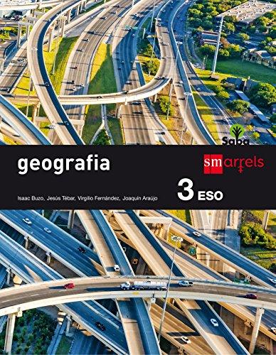 Geografia. 3 ESO. Saba - 9788467578683 por Isaac Buzo Sánchez