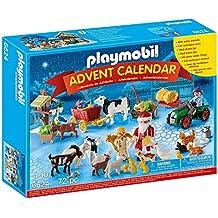 Playmobil Calendario de Adviento Granja