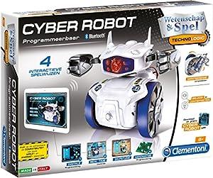 Clementoni 66664.5Cyber de Robot, Juego