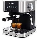 IKOHS Create Cafetera Expresso Automática Thera Stylance Pro - Cafetera Espress para Espresso y Cappuccino, 20 Bares, 1100 W,