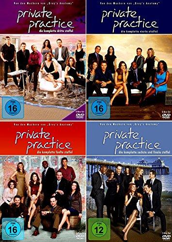 Staffel 3-6 (21 DVDs)