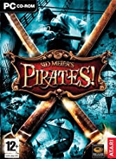 Sid Meier's Pirates! (PC CD) by Atari