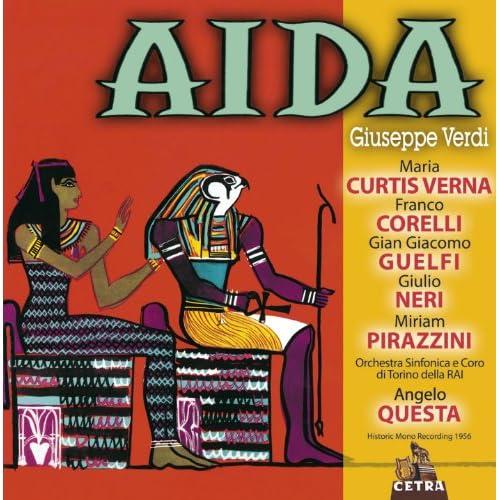 "Aida : Act 4 ""Misero appien mi festi"" [Radamès, Amneris]"