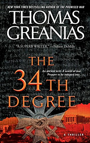 The 34th Degree: A Thriller (English Edition)