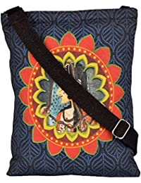 Eco Corner Women's Sling Bag (Multi-Coloured, 3001)