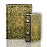 Hypnotizing Elegants - Rose Mandala Art Nouveau Psychedelic Design Book Box Set by Enchanted World of Boxes