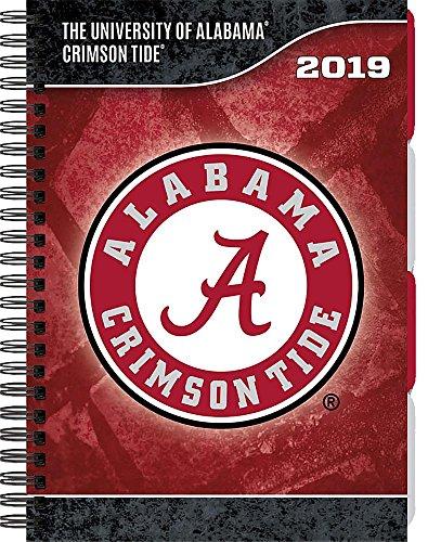 Alabama Crimson Tide 2019 Tabbed Planner