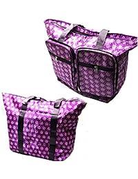 Shopping Handbag Foldable Large Capacity Travel Luggage Bag