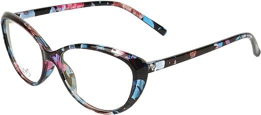 Zyaden Multicolor Cateye Eyewear Frame 81