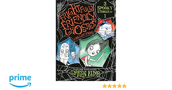 Frightfully Friendly Ghosties Collection: 3 Spooky Stories in 1 [9781780877310]