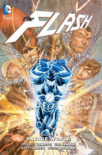 vage World (The New 52) (Dc Comics New 52)
