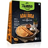 Trumillets | Healthy Millet Breakfast | High Protein Adai Dosa Mix - 250g (Pack of 3)