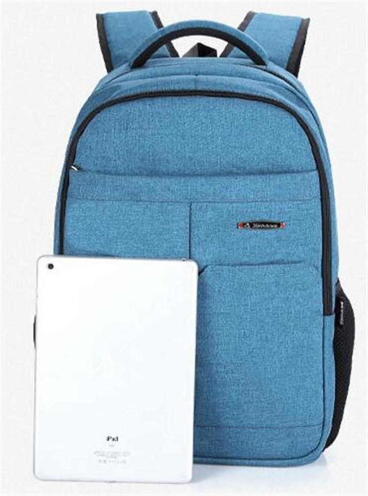614IgoPdXML - Beibao Portátil Mochila portátil portátil Hombre y Mujer Estudiante Bolsas de Ocio Mochilas de Viaje Moda de Alta Capacidad Transpirable