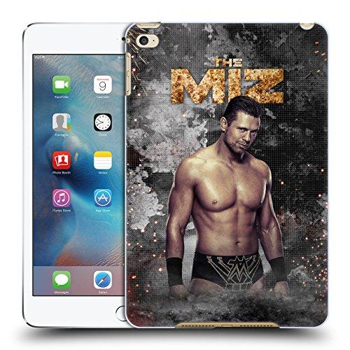 Offizielle WWE LED Bild The Miz Ruckseite Hülle für Apple iPad mini 4