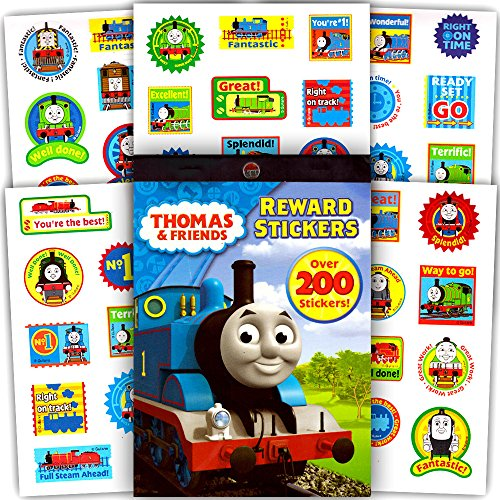 Thomas and Friends Reward Stickers