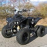 Quad 125cc S-10 Streethummer schwarz