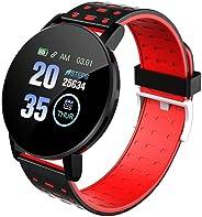 Eroihe Touchscreen Smart Watch Sports IP67 Monitor per Il monitoraggio della frequenza cardiaca Impermeabile Smartwatch