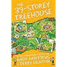 The 39-Storey Treehouse (The Treehouse Books)