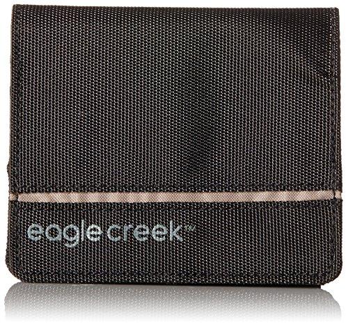 Eagle Creek Bi-Fold - - RFID, Vertical noir porte monnaie