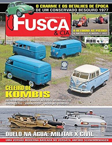 Fusca & Cia ed.80 (Portuguese Edition)