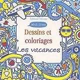 Image de Les vacances : Dessins et coloriages
