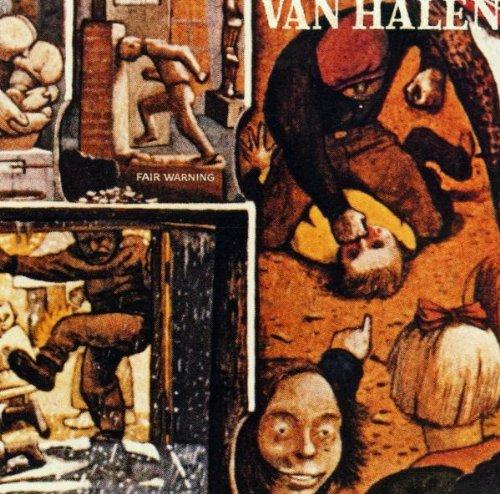 Van Halen: Fair Warning (Audio CD)