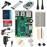 Vilros Raspberry Pi 3 Ultimate Starter Kit--UK Edition