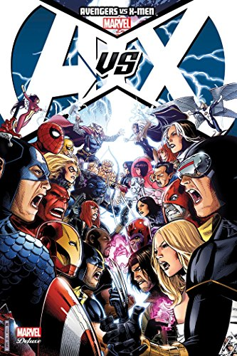 Avengers VS X-men, Tome 01