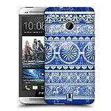 Head Case Designs Ingwertopf Chinesische Vase Muster Ruckseite Hülle für HTC One M7