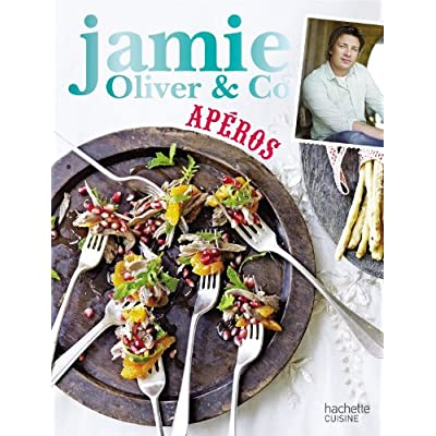 Apéros: Jamie Oliver & Co