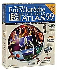 Encyclopédie editions atlas 99