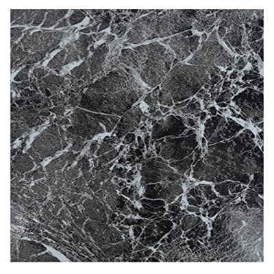 "4x (Marble) Self Adhesive Vinyl Peel And Stick Tiles Flooring Kitchen Bathroom 12"" x 12"" Shopmonk"