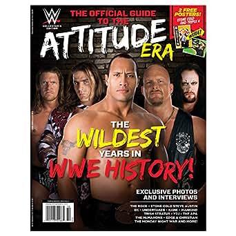 NEU WWE The Attitude Era: Official Collector's Edition Magazin WWE HEFT Wrestling Magazine