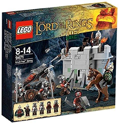 LEGO Herr der Ringe 9471 - Uruk-hai Armee (Die Lego Herr Der Ringe)