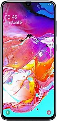 Samsung Galaxy A70 Dual SIM 128GB 6GB RAM 4G LTE - Black