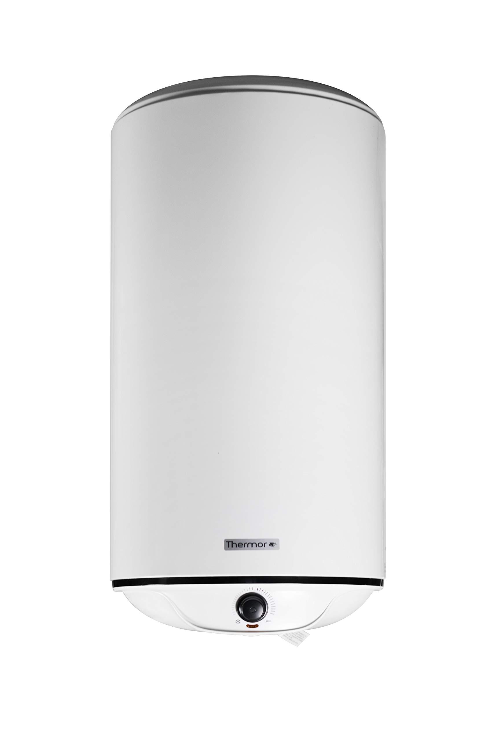 Thermor Groupe Atlantic Termo Electrico 80 litros Slim | Calentador de Agua Vertical, Serie Premium Ceramics…