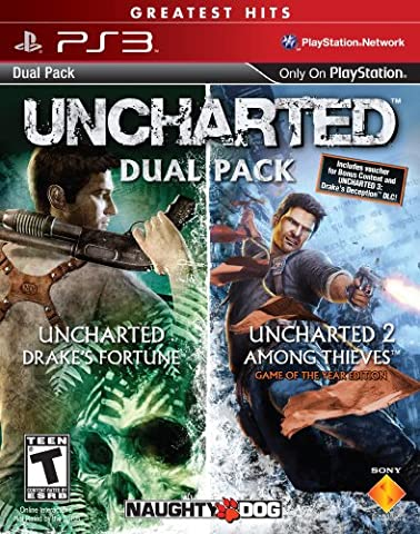Uncharted 1&2 Dual Pack
