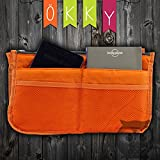 OKKY© l'Original Organisateur/Pochette/sac de rangement interieur pour grand sac ... main ou sac de voyage couleur