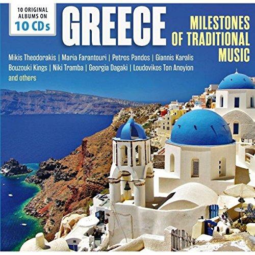 Greece-Milestones of Traditional Music