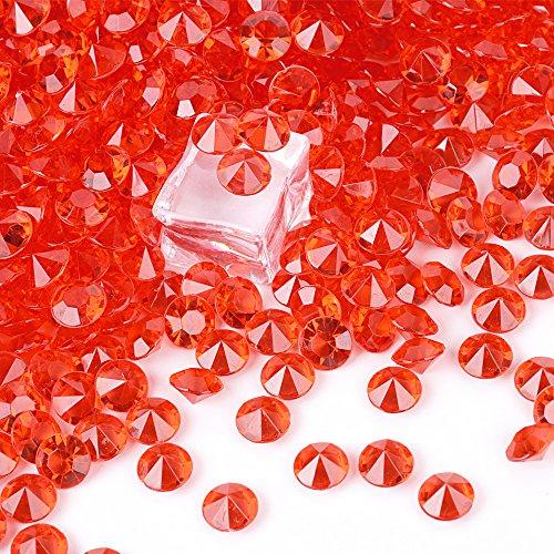 1000pcs 10mm Diamantes de Imitación Decorativos Rhinestone Piedras Cr