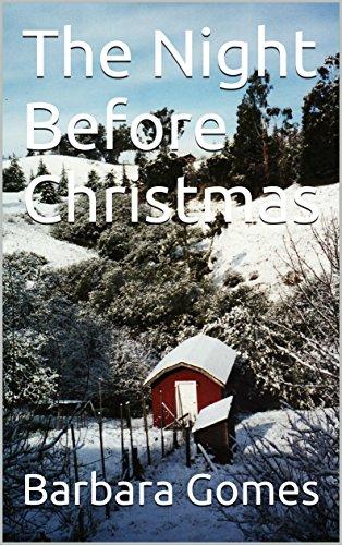 the-night-before-christmas-english-edition
