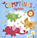 Comptines à chanter - Comptines rigolotes avec CD - Dès 3 ans