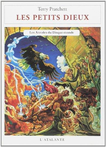 Les Annales du Disque-Monde, Tome 13 : Les Petits dieux