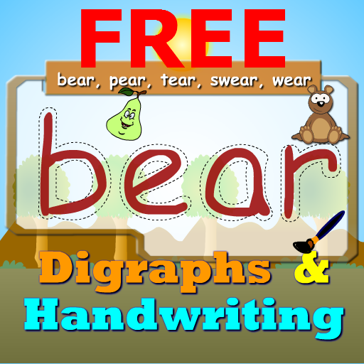 Digraphs Writing pad and Spellings For Preschoolers Free (Pad Word)