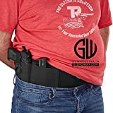 Best Concealed Carry Holsters - Gun Holster, GW Belly Band Holster for Concealed Review