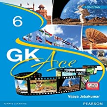 GK Ace by Pearson for Class 6