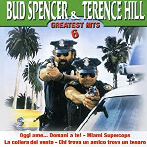 bud spencer terence hill greatest hits 6 ost bud. Black Bedroom Furniture Sets. Home Design Ideas