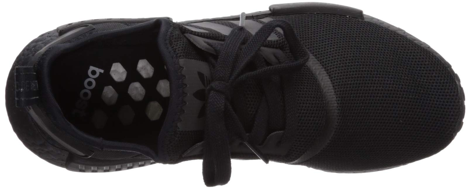 614Kec0LHHL - adidas Men's NMD_r1 Trainers Black Size: 4.5 UK