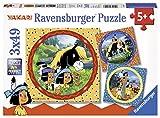 Ravensburger 08000 Yakari, der tapfere Indianer Kinderpuzzle